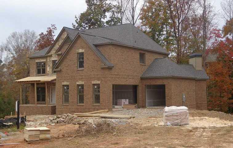 New Home In Fieldstone Preserve