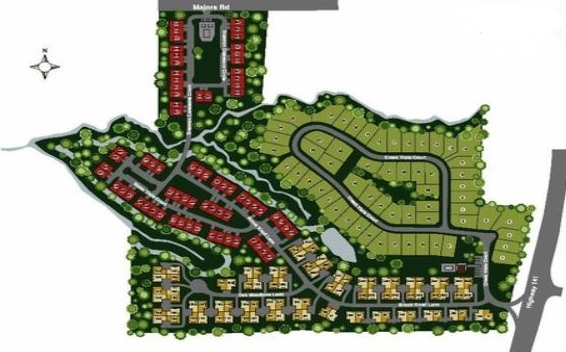 Brannon Oak Farm Site Plan