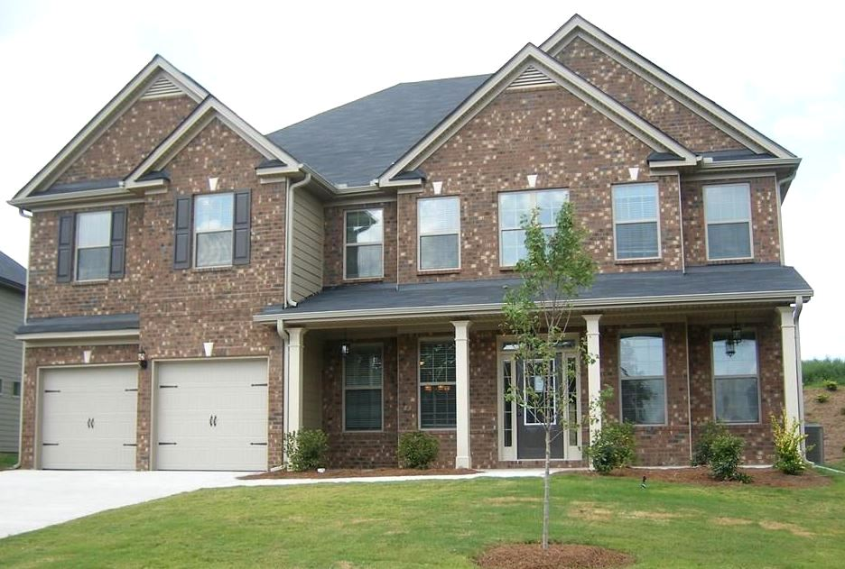 Whisper Point Home In Forsyth County