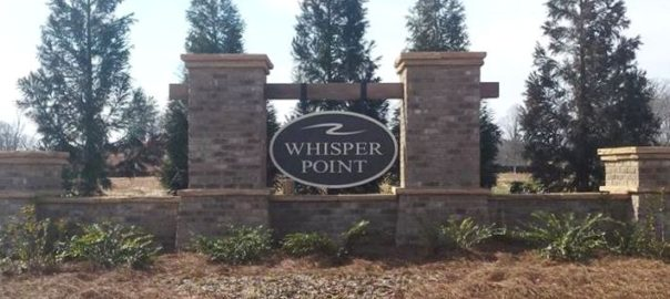 Whisper Point Neighborhood In Forsyth County GA